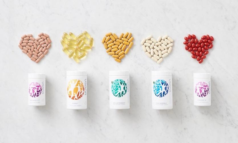 Compléments alimentaires - Produits Usana